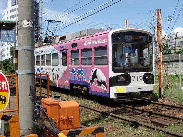 阪堺電車の写真3-09