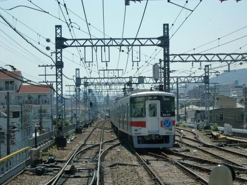 阪神電車の写真あれこれ02