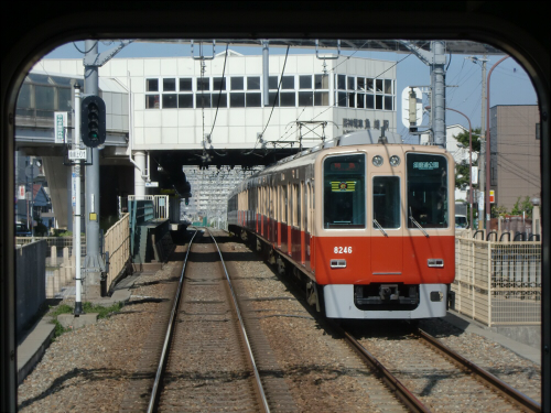 阪神電車の写真あれこれ04