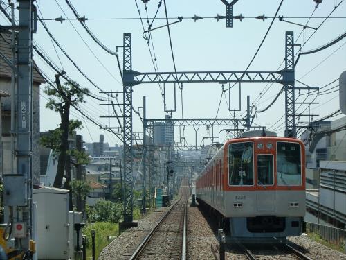 阪神電車の写真あれこれ06
