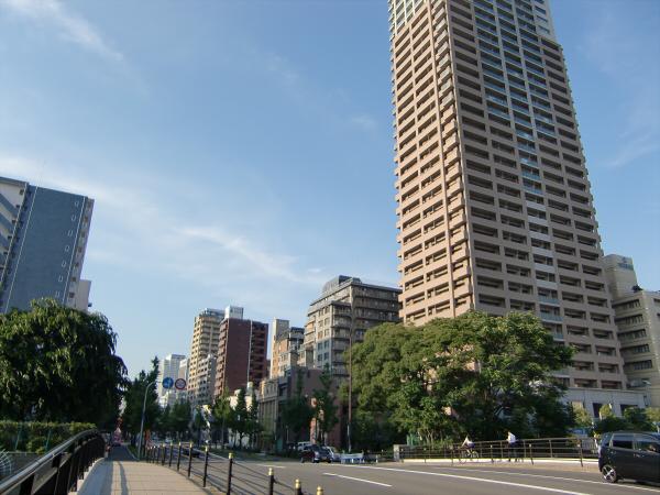 大阪堀江近辺景観写真1-1