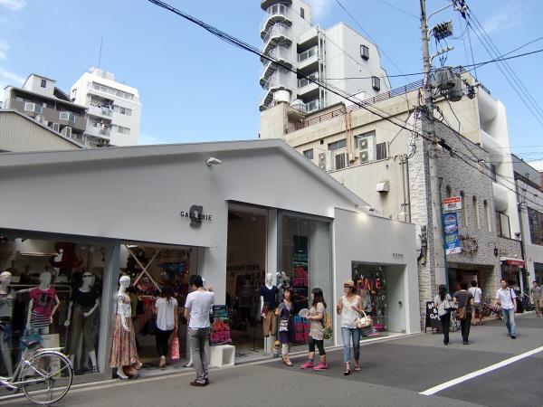 大阪堀江近辺景観写真1-4