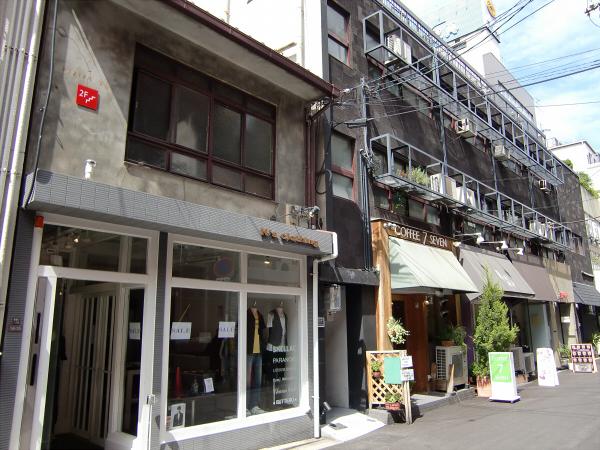 大阪堀江近辺景観写真1-7
