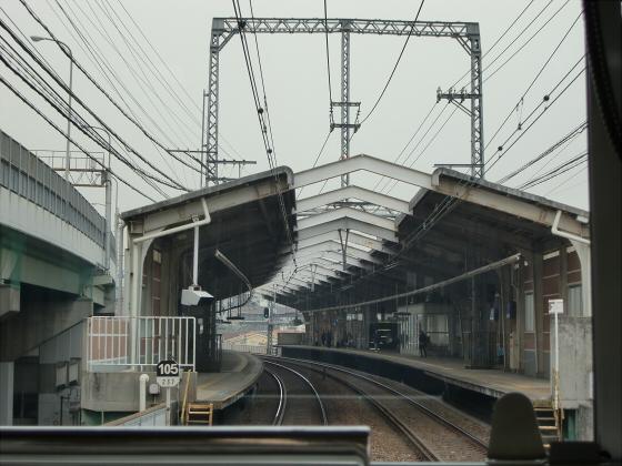 阪神電車走行中05