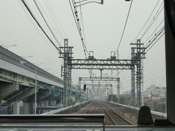 阪神電車走行中06