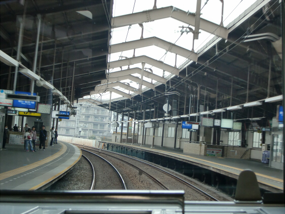 阪神電車走行中08