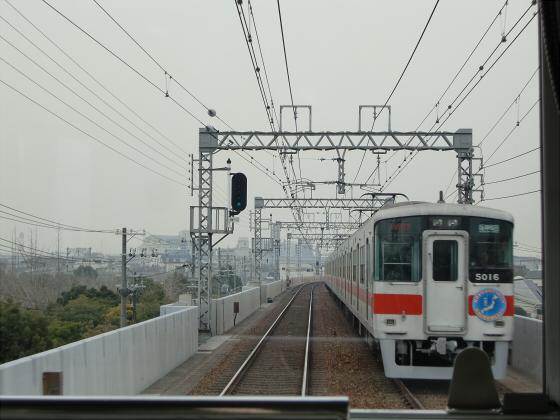 阪神電車走行中09