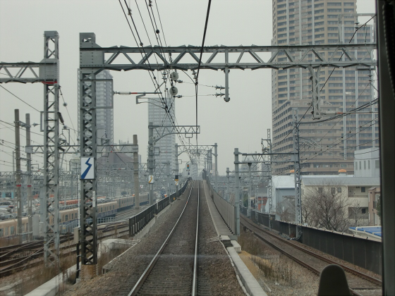 阪神電車走行中10