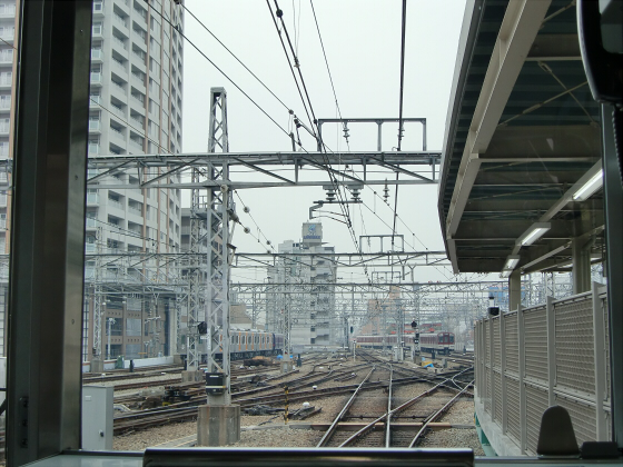 阪神電車走行中12