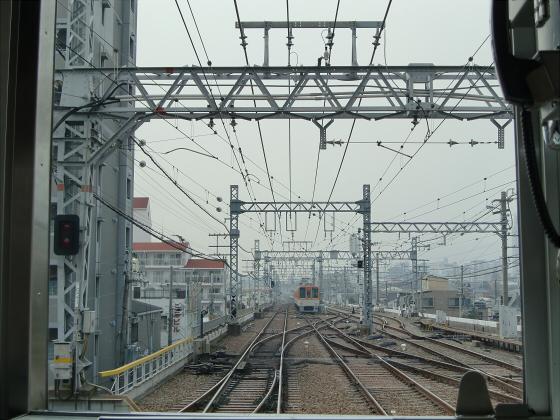 阪神電車走行中13