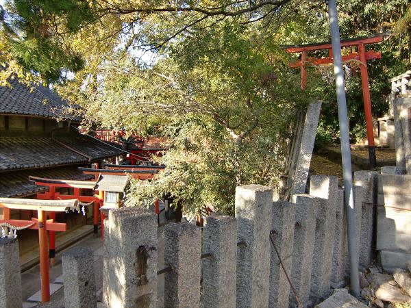 瓢箪山稲荷神社の写真あれこれ1
