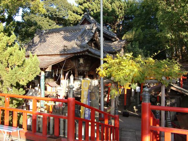 瓢箪山稲荷神社の写真あれこれ2