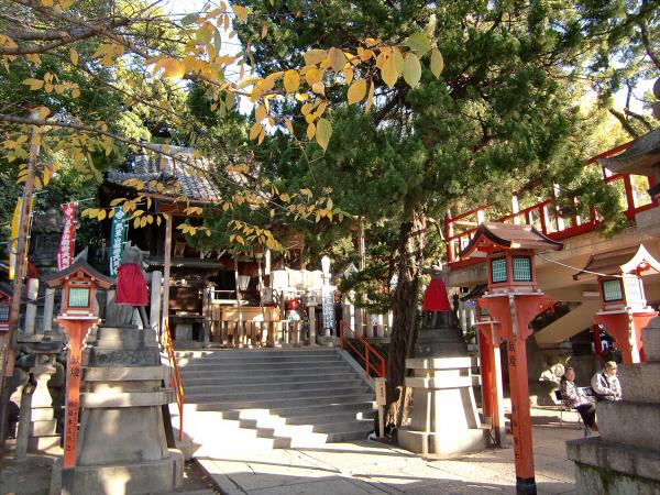 瓢箪山稲荷神社の写真あれこれ3