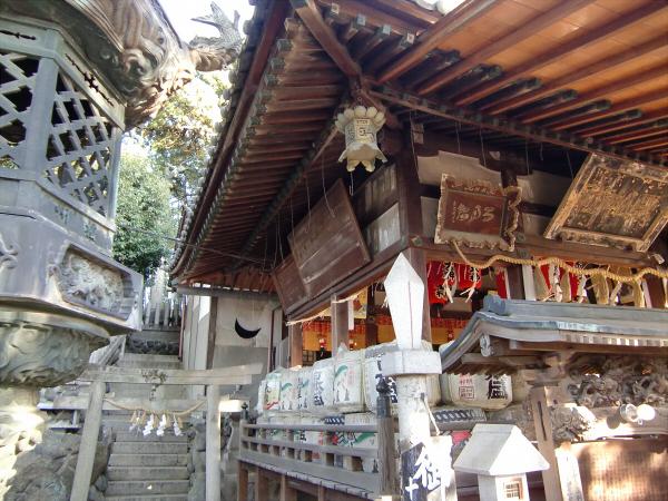 瓢箪山稲荷神社の写真あれこれ4