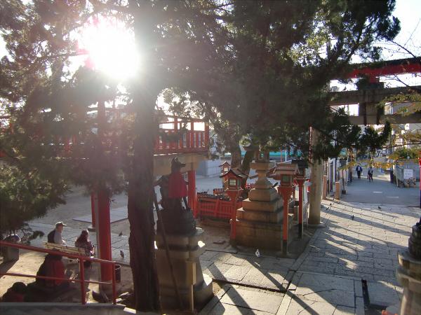 瓢箪山稲荷神社の写真あれこれ5