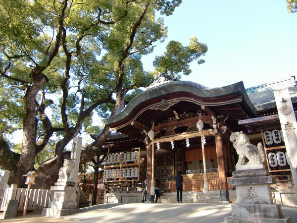 石切劔箭神社にご参拝03