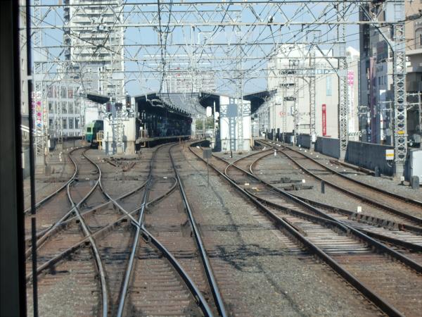 京阪電車走行中04