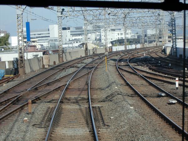 京阪電車走行中06