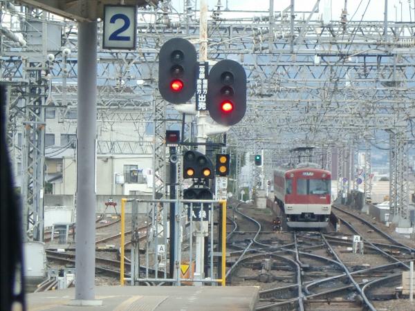 桜のついでに近鉄電車2