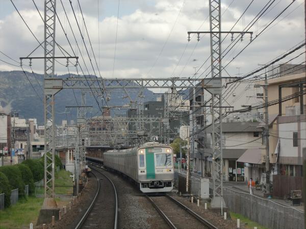 桜のついでに近鉄電車4
