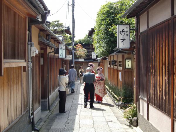 京都清水寺周辺で撮った写真2-2