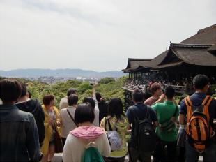 京都清水寺周辺で撮った写真2-6