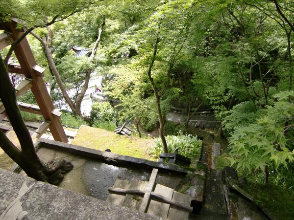 京都清水寺周辺で撮った写真2-7