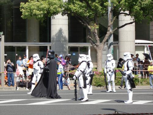 神戸まつりパレードの写真05