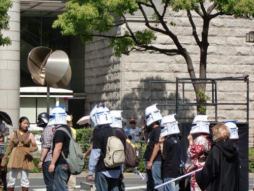 神戸まつりパレードの写真06