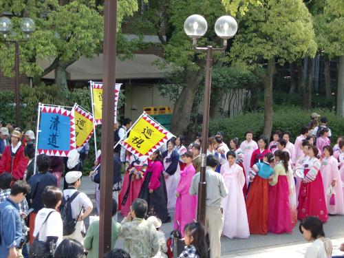 神戸まつりパレードの写真08