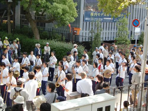 神戸まつりパレードの写真12