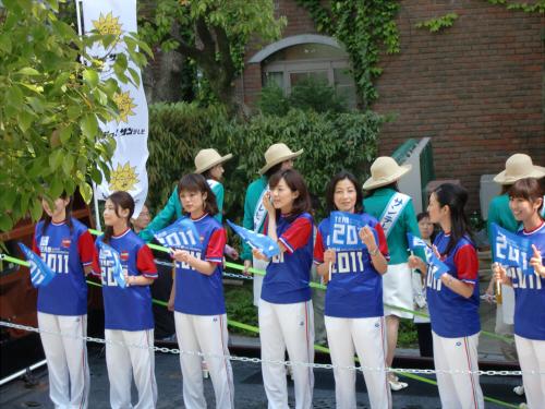 神戸まつりパレードの写真13