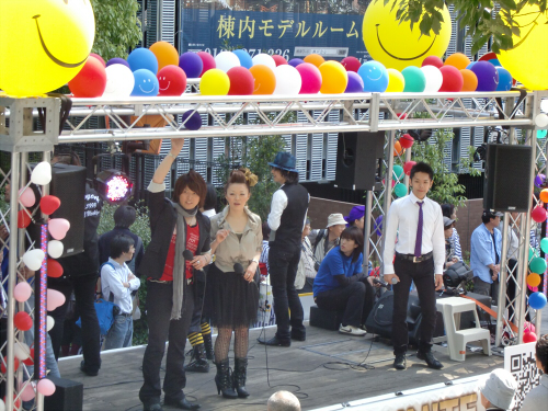 神戸まつりパレードの写真14