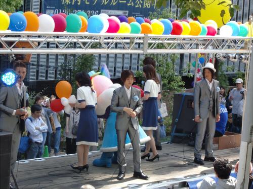 神戸まつりパレードの写真15