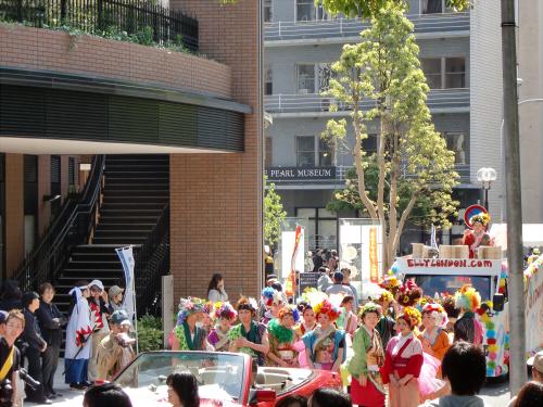 神戸まつりパレードの写真16