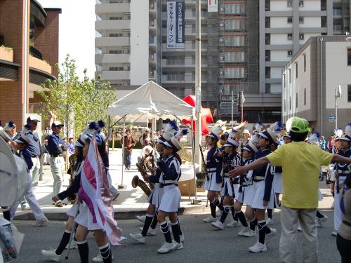 神戸まつりパレードの写真17