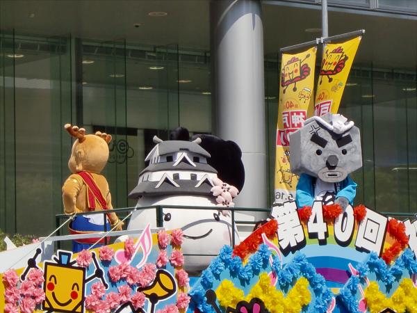 神戸まつりゆるキャラの写真3
