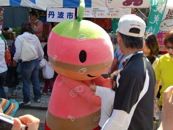神戸まつりゆるキャラの写真5