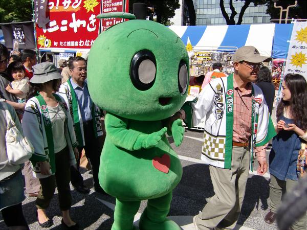 神戸まつりゆるキャラの写真6