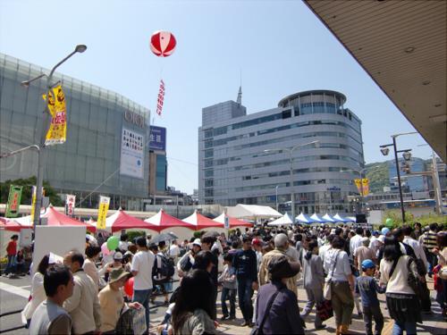 神戸まつりの写真01