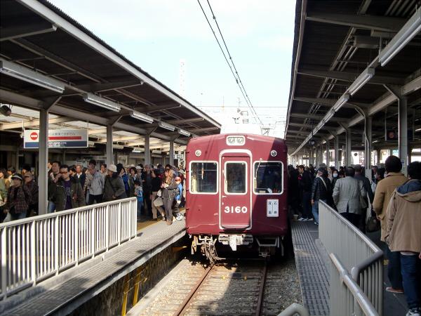 神戸地下鉄とか阪急電車3