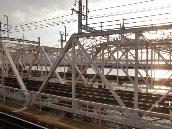 神戸地下鉄とか阪急電車5