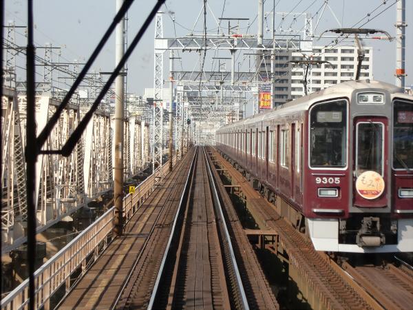 神戸地下鉄とか阪急電車6