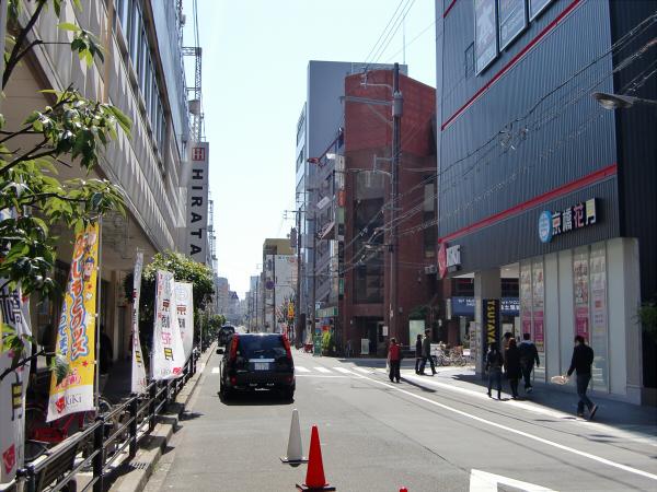 京橋近辺のスポットの写真4
