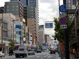松屋町・生魂神社周辺の写真1