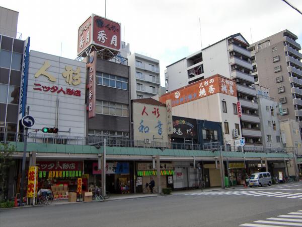 松屋町・生魂神社周辺の写真3