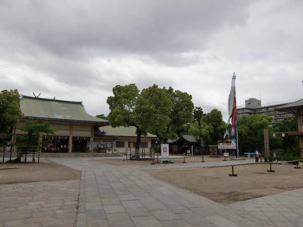松屋町・生魂神社周辺の写真4