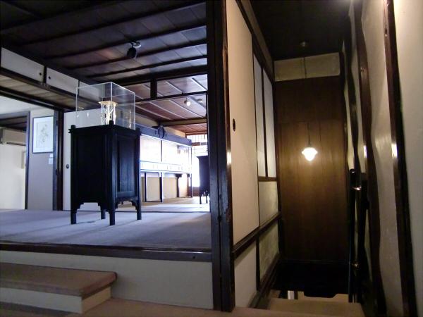長浜-黒壁スクエアの黒壁美術館03