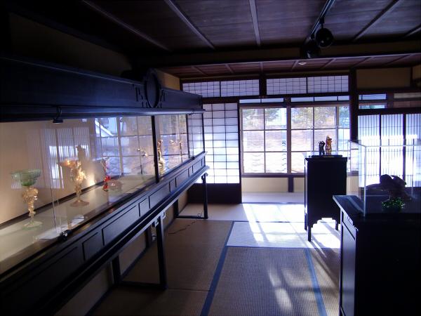 長浜-黒壁スクエアの黒壁美術館04