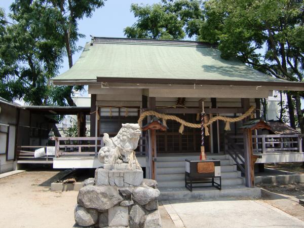 浪速神社1